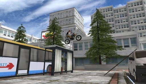 平衡摩托车