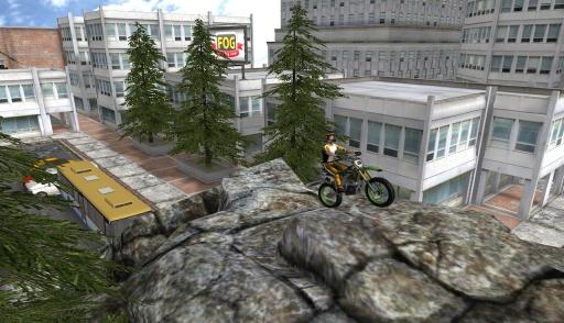 平衡摩托车截图1