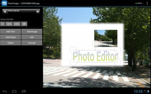 照片编辑器截图0