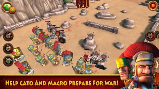 罗马狂战士截图0
