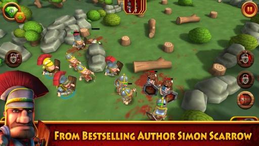 罗马狂战士截图3