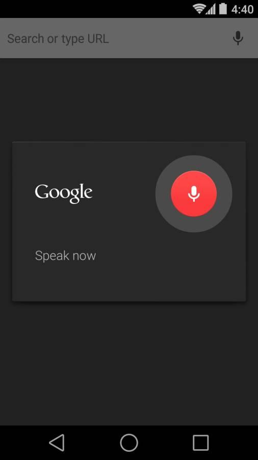 Chrome浏览器截图2