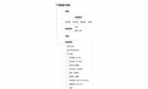 3A 企业管理系统截图2