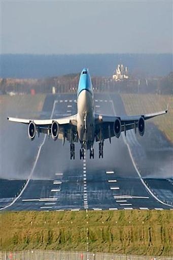 飞机起飞 介绍
