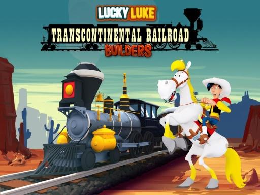 幸运星卢克:横贯大陆铁路截图1