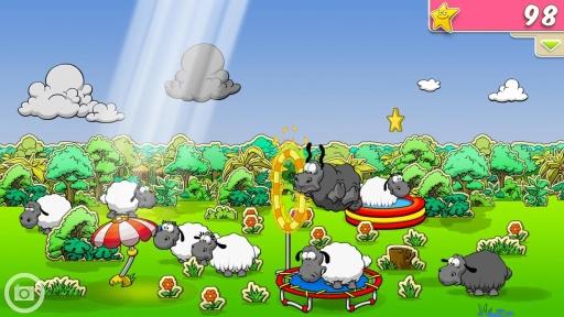 云和绵羊截图1