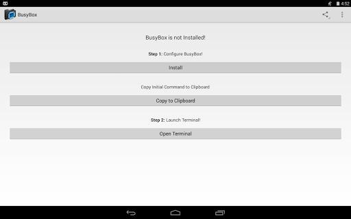 BusyBox工具箱(无Root)