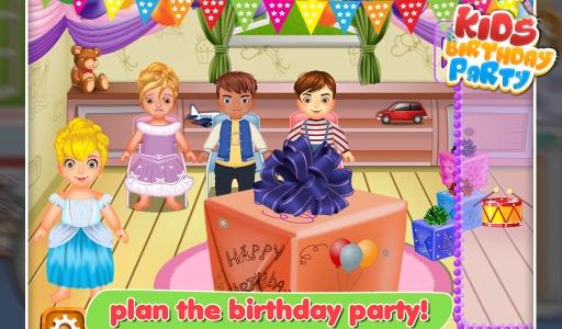 儿童生日派对下载_儿童生日派对安卓版下载