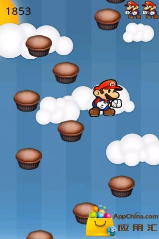 Doodle Mario Jump 涂鸦马里奥跳跃