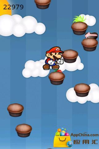 【免費動作App】Doodle Mario Jump 涂鸦马里奥跳跃-APP點子