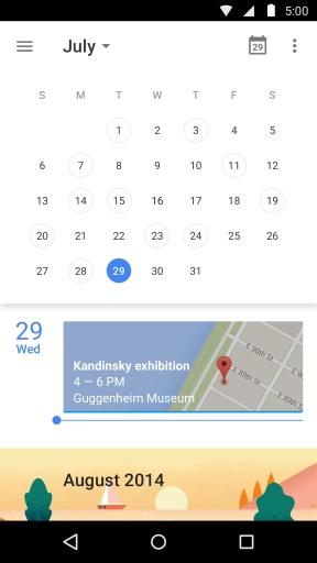 Google日歷