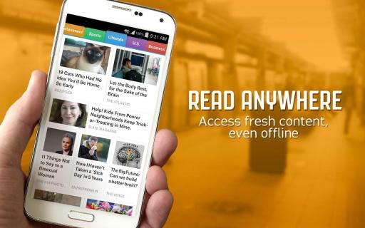 SmartNews新闻截图1
