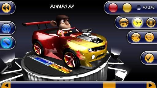 猴子卡丁车截图3