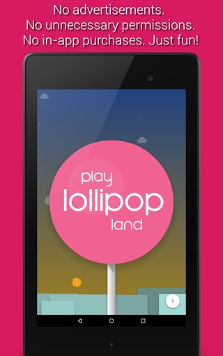 Lollipop Land 彩蛋截图1