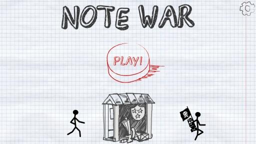 笔记本战争