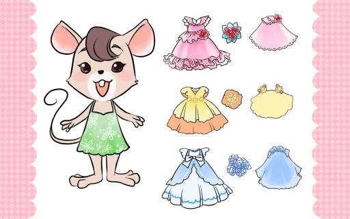 糖果派互动绘本之老鼠嫁女截图3