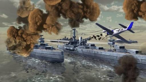World Warships Combat截图1