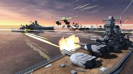 World Warships Combat截图10