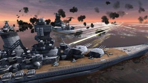World Warships Combat截图2