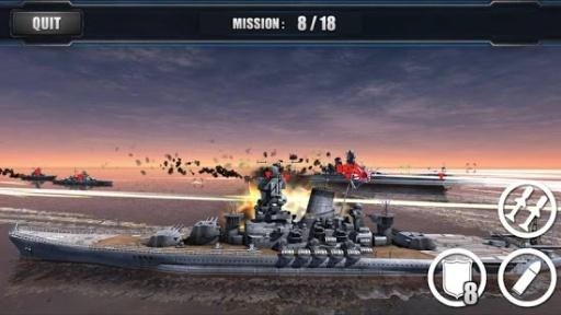 World Warships Combat截图3