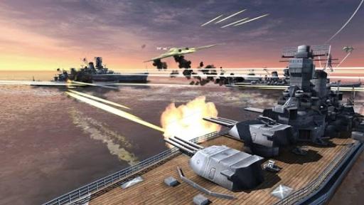 World Warships Combat截图4