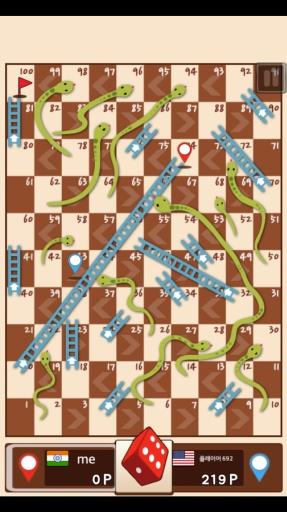 小蛇与梯子王截图2