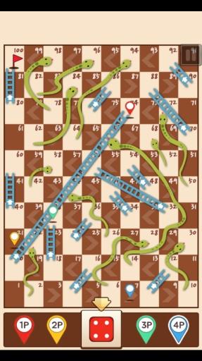 小蛇与梯子王截图4