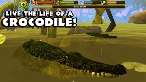 鳄鱼模拟器截图1