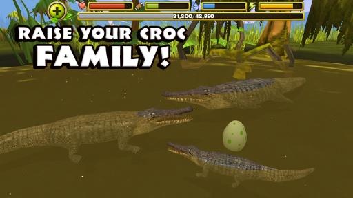 鳄鱼模拟器截图4