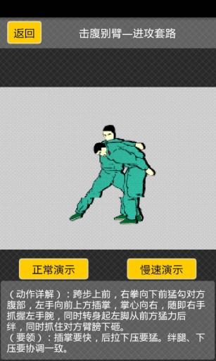 特警擒拿格斗截图3