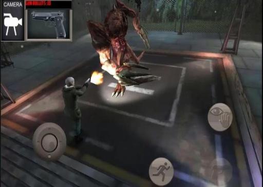 不死族居住地:恐怖游戏截图0