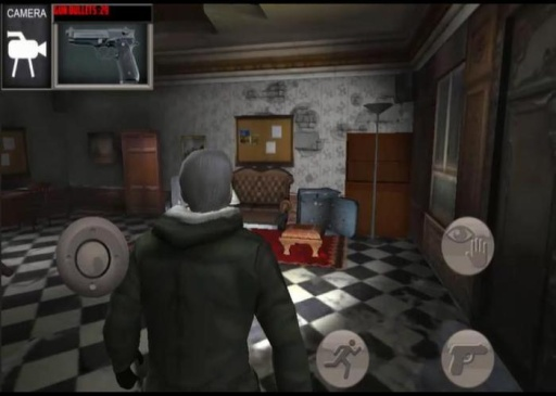 不死族居住地:恐怖游戏截图2