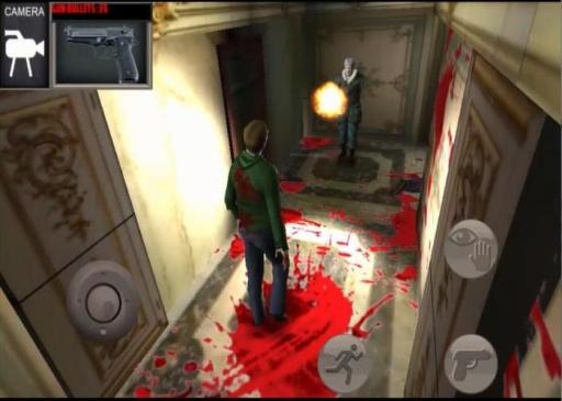 不死族居住地:恐怖游戏截图3
