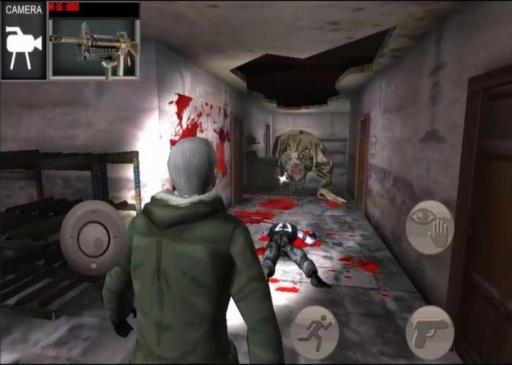 不死族居住地:恐怖游戏截图4