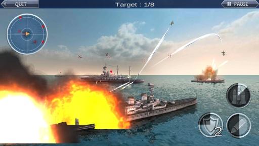 海战:战舰3D截图3