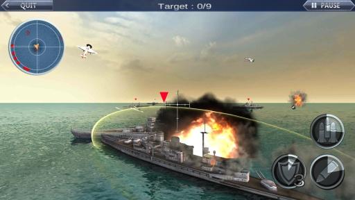海战:战舰3D截图4