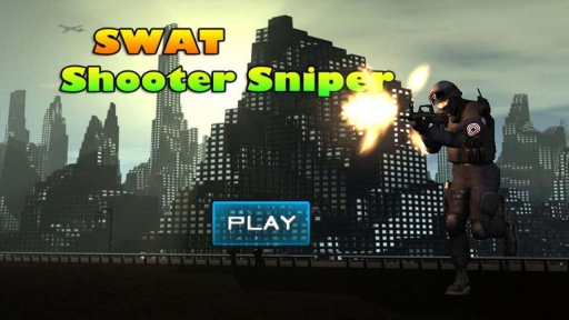 SWAT Strike Shooter Sniper CS截图3