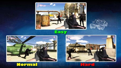 SWAT Strike Shooter Sniper CS截图4