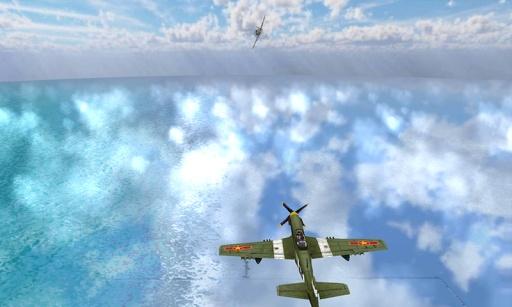 二战太平洋飞机