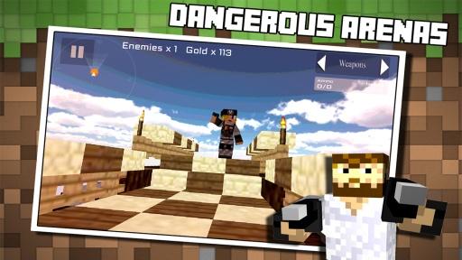 Block Wars : Survival City截图2