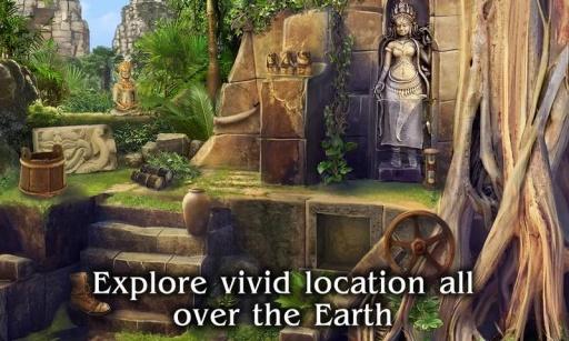 Bon Voyage: Hidden Object Free截图1