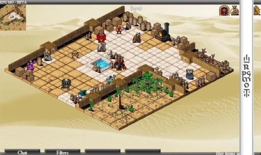 RPG MO - MMORPG截图1