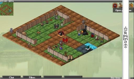 RPG MO - MMORPG截图2