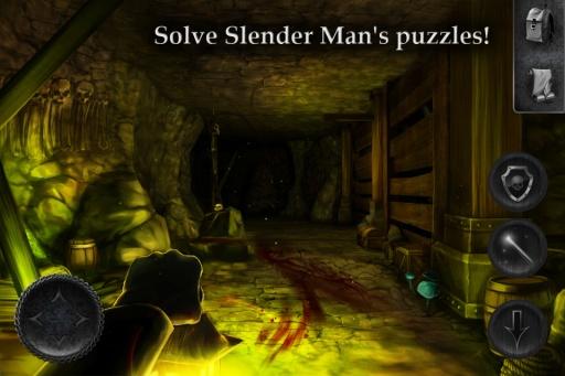 Slenderman Origins 2 Saga Free截图2