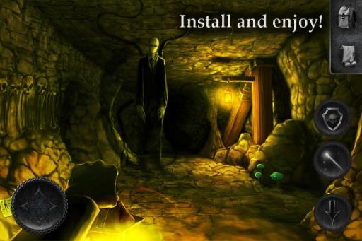 Slenderman Origins 2 Saga Free截图4