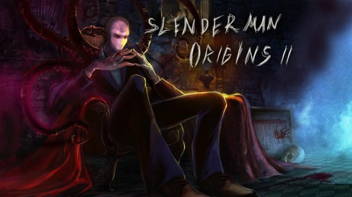 Slenderman Origins 2 Saga Free截图5