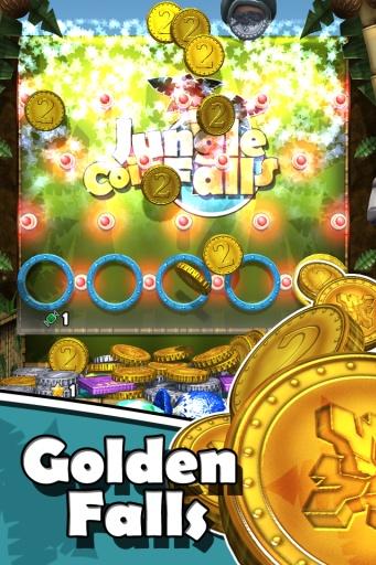 Jungle Coin Falls截图4