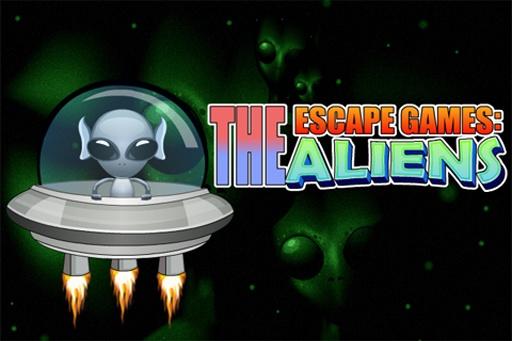 逃脱游戏:外星人
