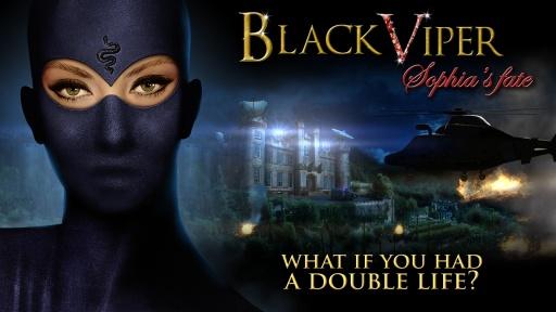 黑色毒蛇:索菲亚的秘密截图0
