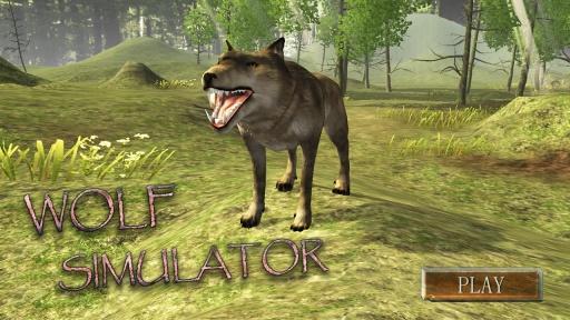 狼横行模拟器